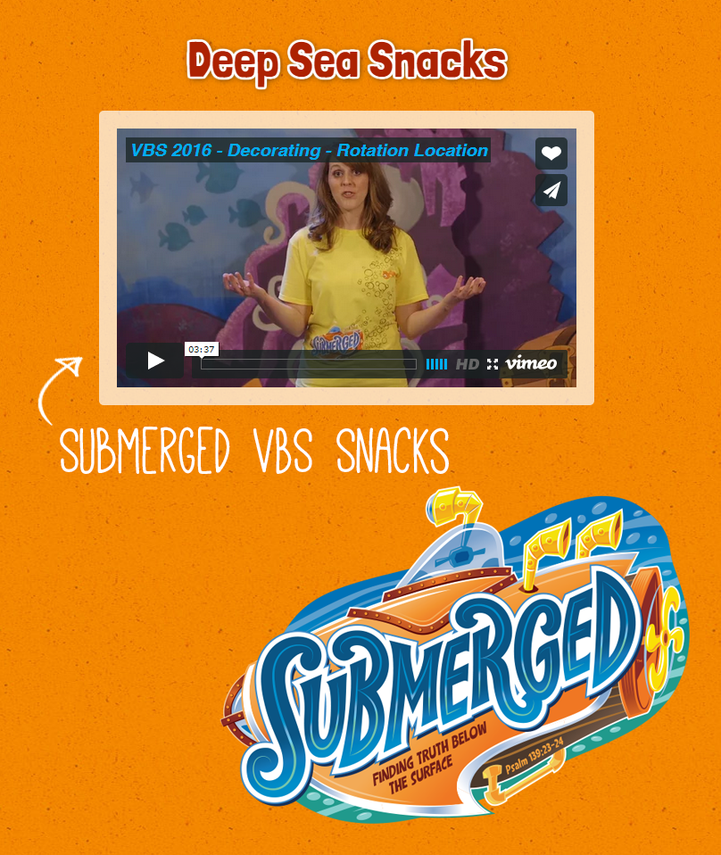 Rotations | VBS 2016 Submerged | Submerged vbs, Submerged