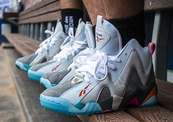 best website 36f9b 1fa37 Reebok Kamikaze 2 x Packer Shoes | kickgame | Shoes, Sneakers, Reebox