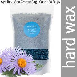 Dermwax Azulen - Cerablue Wax Beads / Stripless Hard Wax