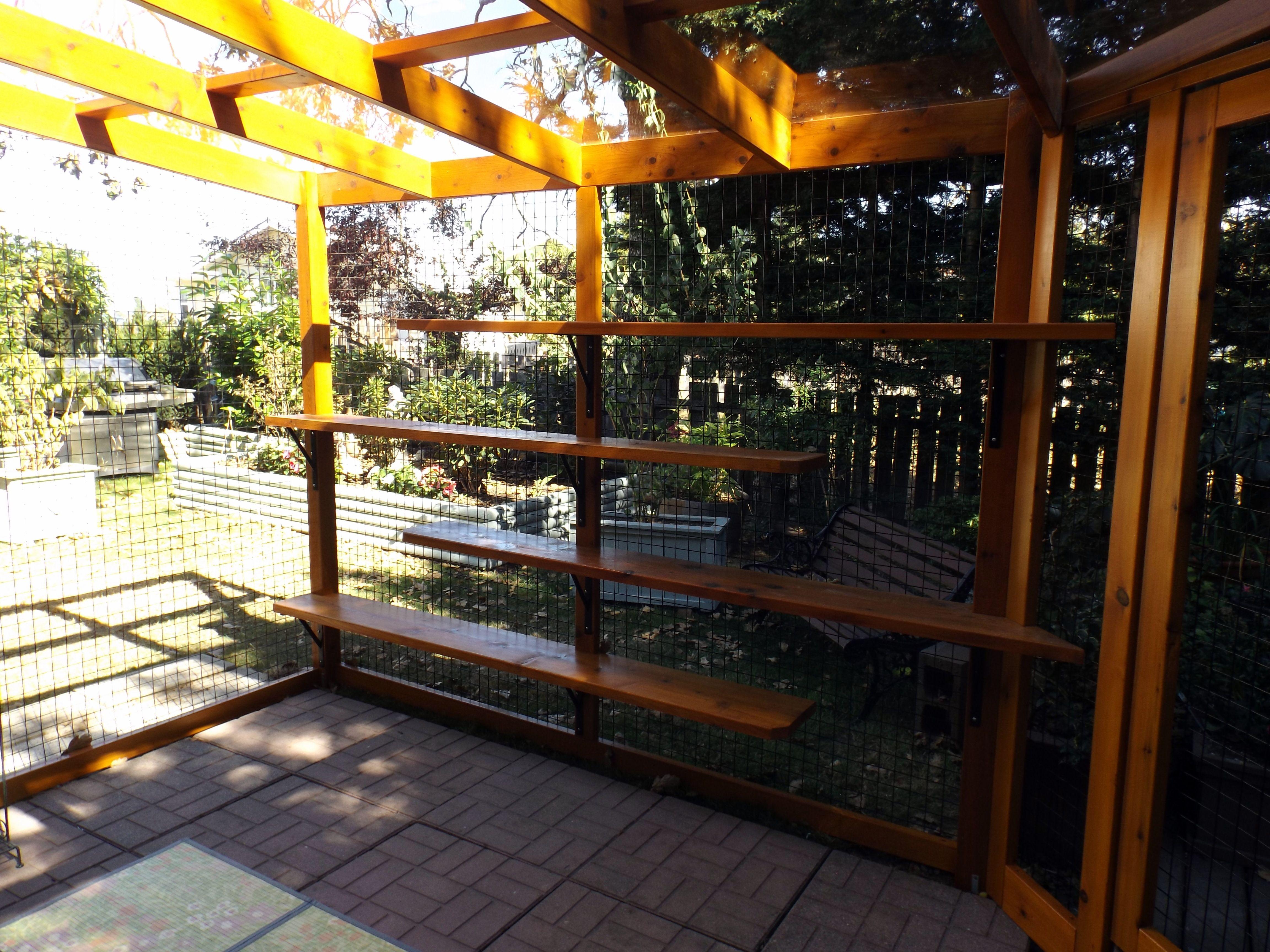 Sidney Cedar, A Patio Enclosure By Beautiful World Living Environments  Www.abeautifulworld.org