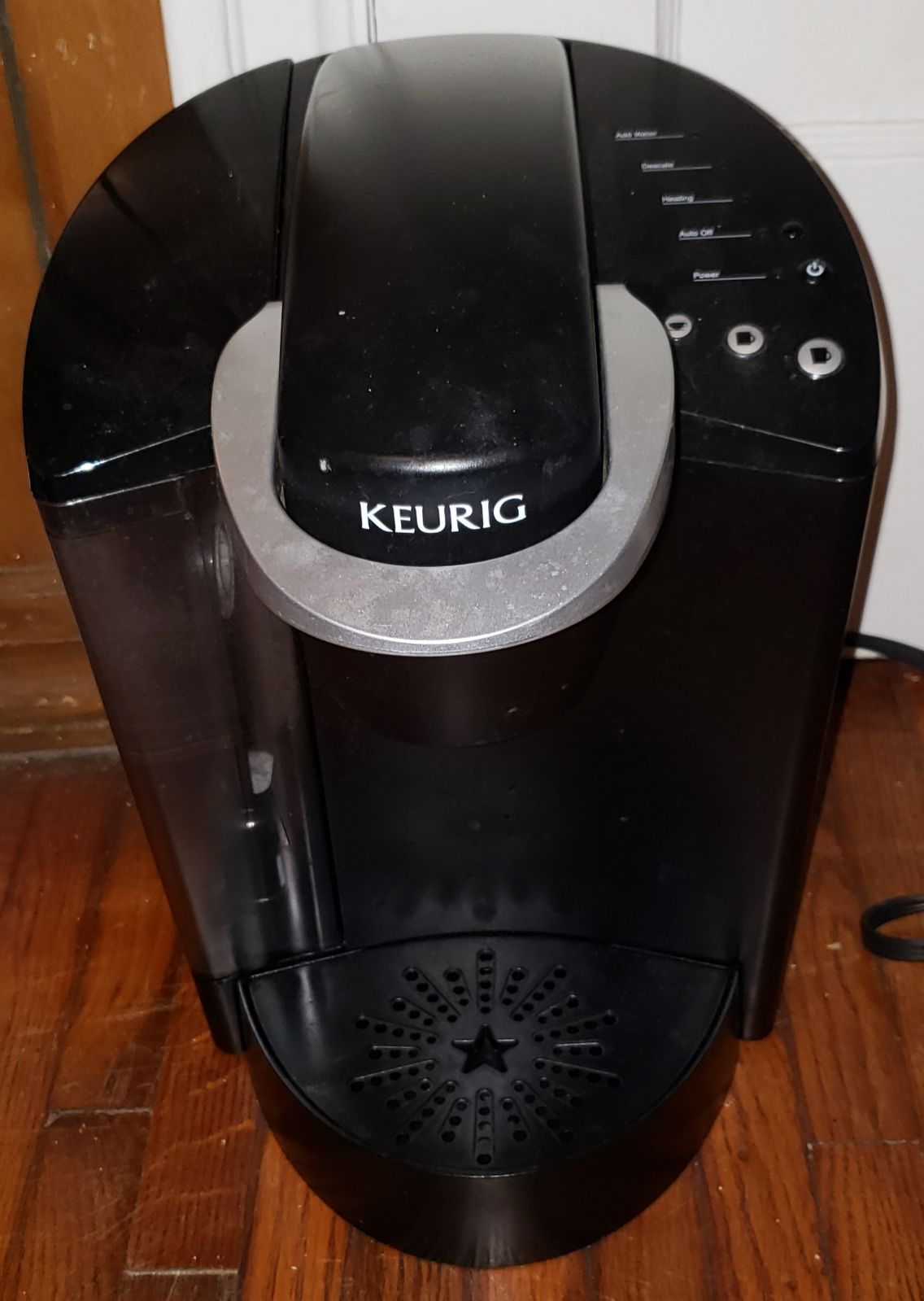 Nice Pre Owned Keurig K40 I Would Suggest A System Cleaning Before