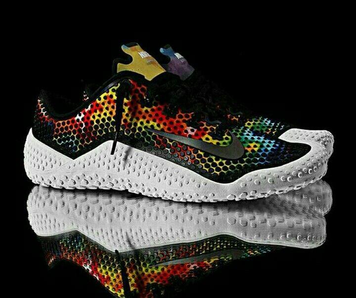 Nike Colored