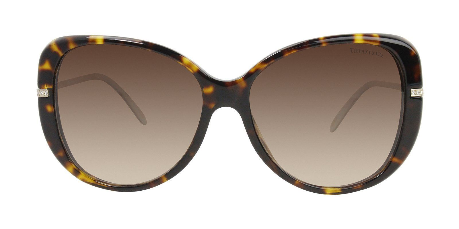 3ce86e8718a Tiffany - TF4126B Tortoise - Brown sunglasses