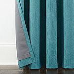 Jcpenney Home Campbell Blackout Grommet Top Curtain Panel