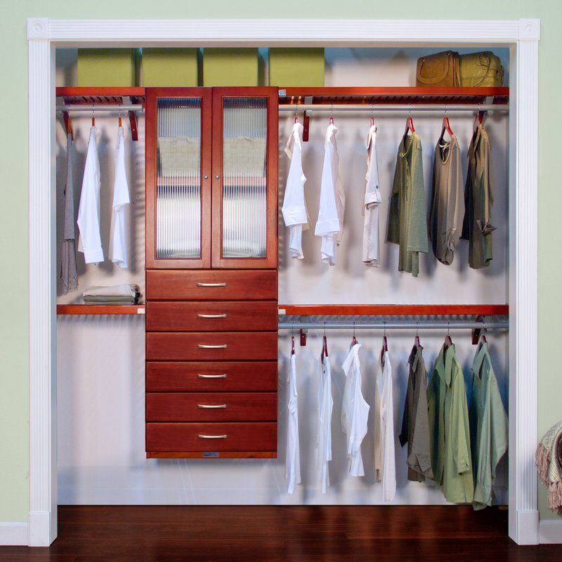 72w 120w deep solid wood 6drawersdoor space saving