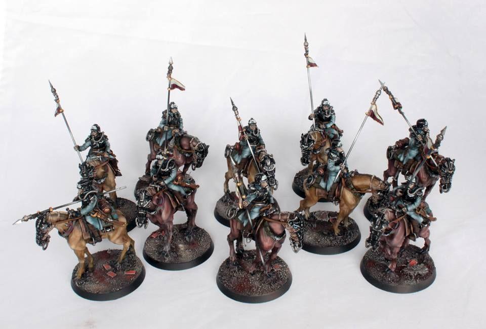 Warhammer 40k | Death Korps of Krieg | Death Riders #warhammer #40k #40000 #wh40k #wh40000 #warhammer40k #gw #gamesworkshop #wellofeternity #miniatures #wargaming #hobby #tabletop