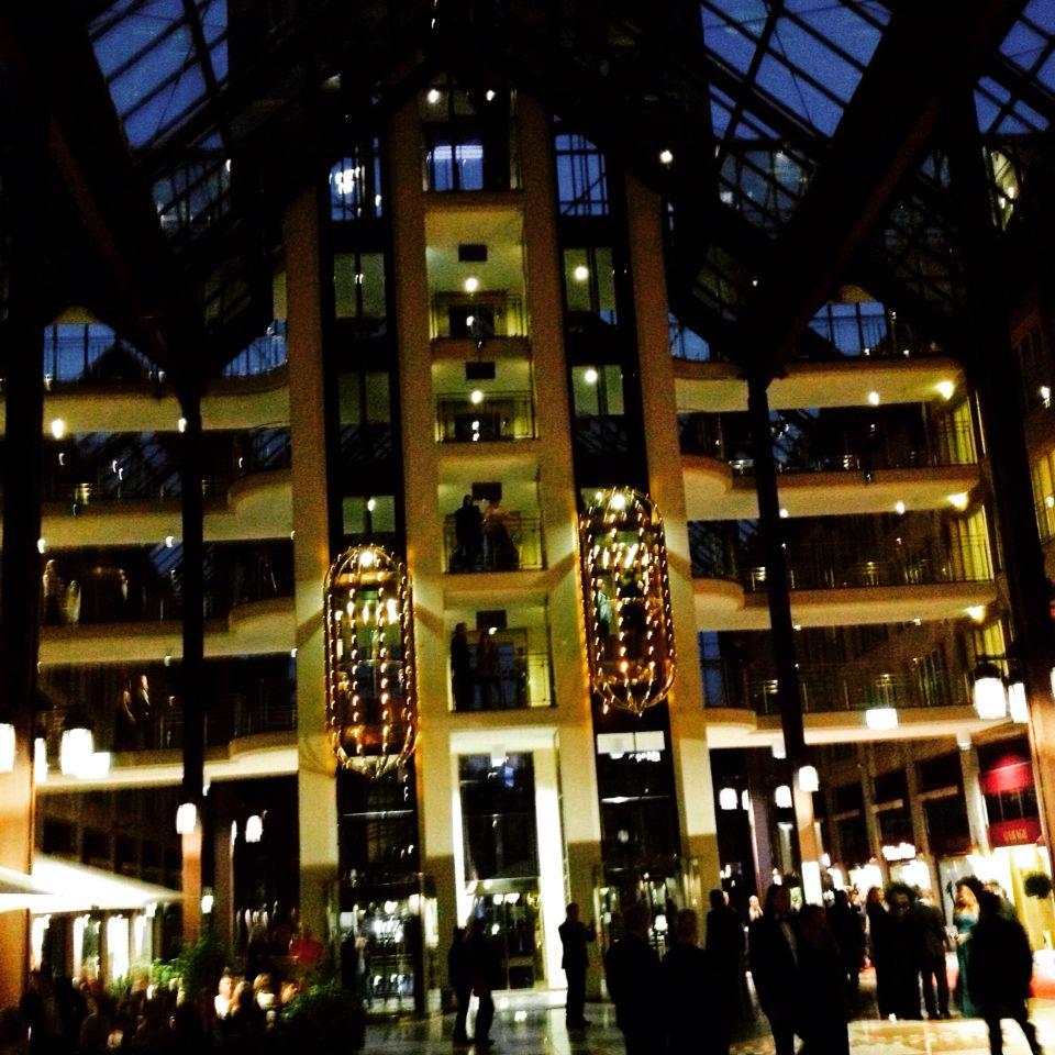 Wintergarten Hotel Maritim Köln