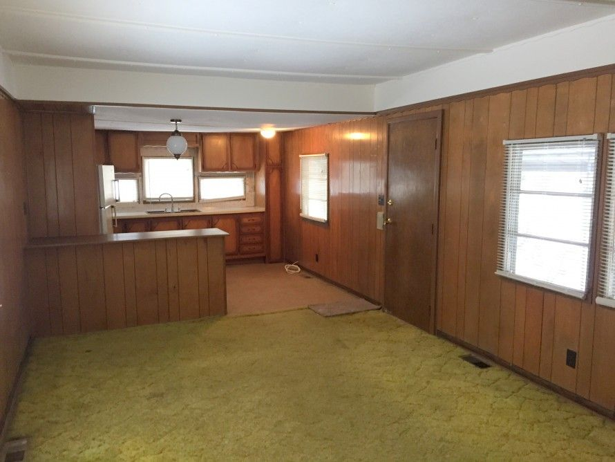 1968 Hampton Rhodes Mobile Home Home Mobile Home Living Spaces