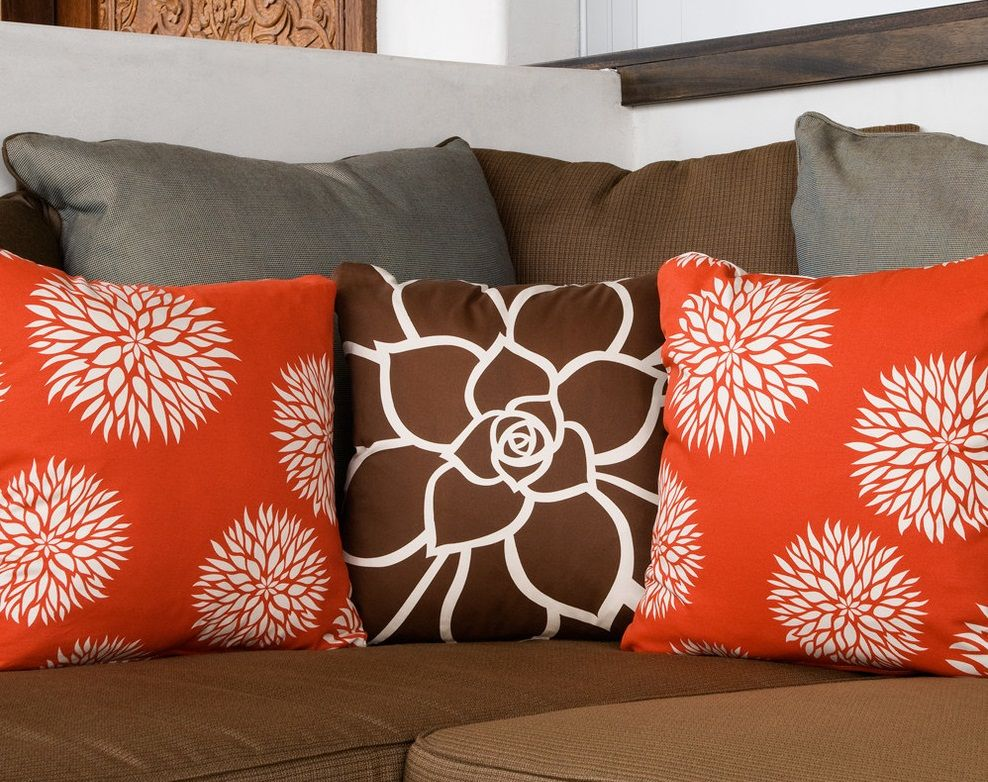 How To Sew Mid Century Modern Pillows In 2020 Modern Couch Pillows Decorative Pillows Couch Modern Couch
