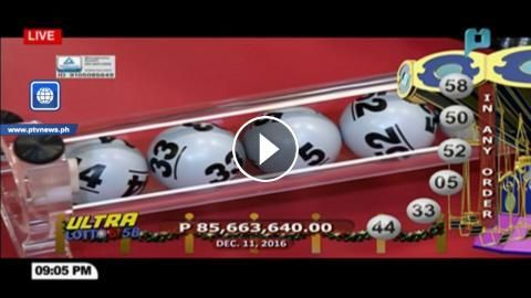 PCSO Lotto Draw, December 11, 2016: PCSO Lotto Draw, December 11, 2016 For more news, visit: ► Subscribe to our YouTube channel: ► Like our…