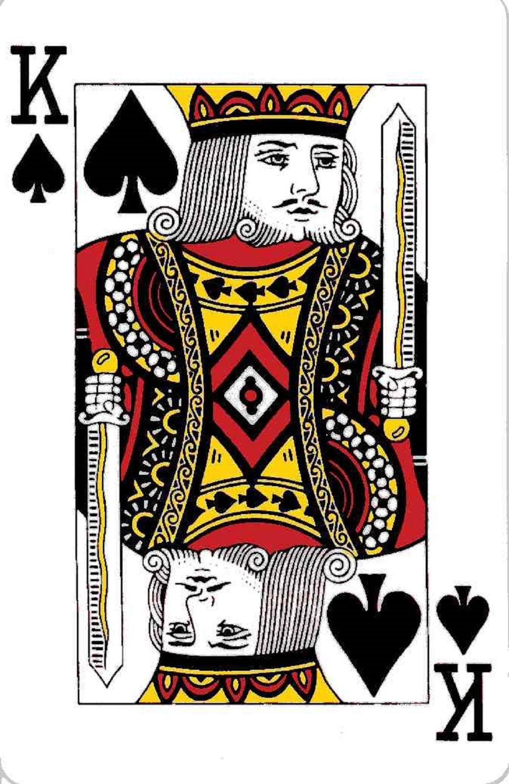 £1.49 GBP Playing Cards Coated Deck Playing Card