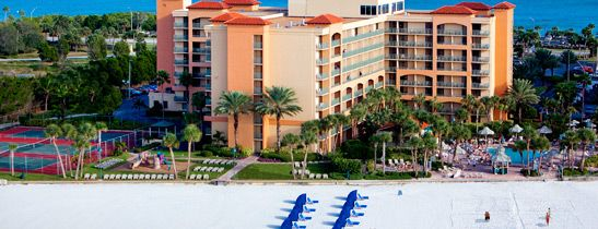 Sheraton Clearwater Beach Hotel Clearwater Beach Hotels Clearwater Resorts Clearwater Beach Fl