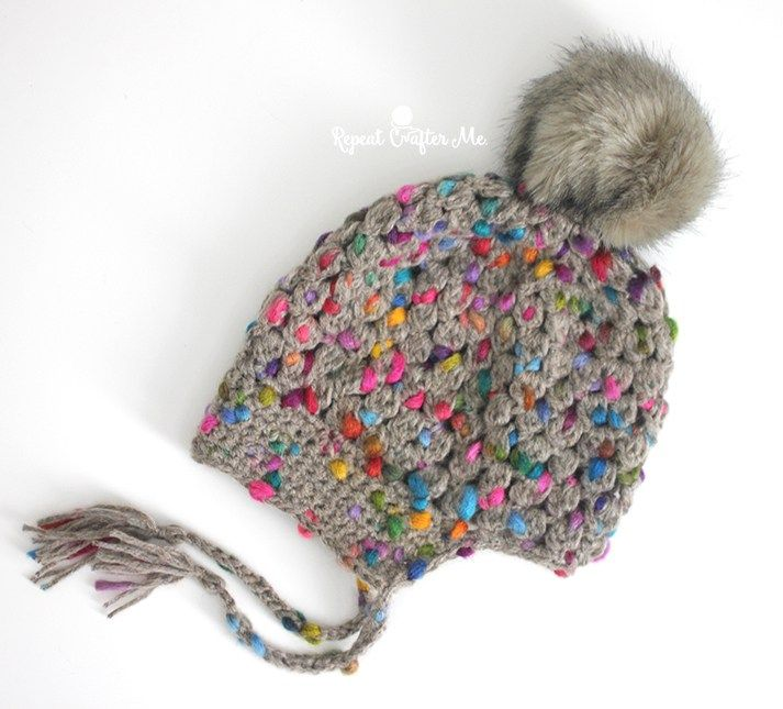 Image result for crochet puff stitch edge