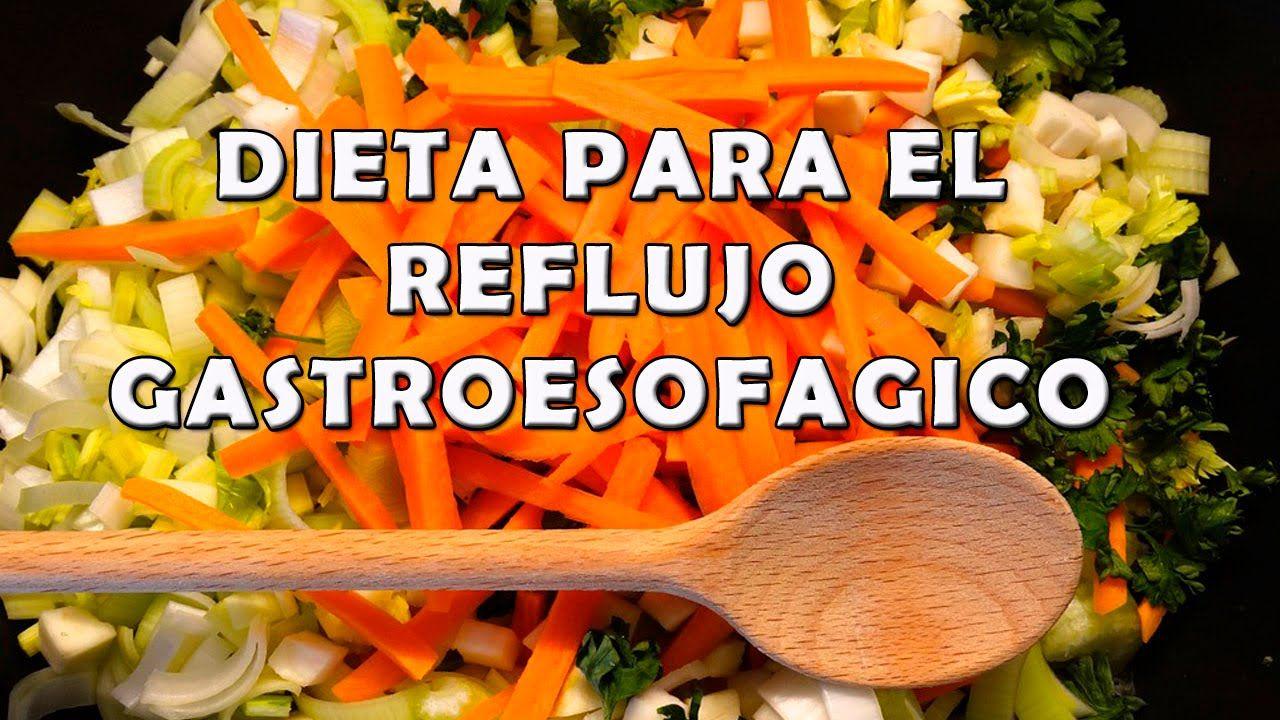 Dieta Para El Reflujo Gastroesofagico Alimentos Permitidos Y Recomendados Youtube Reflujo Gastroesofagico Reflujo Agua De Chia Para Adelgazar