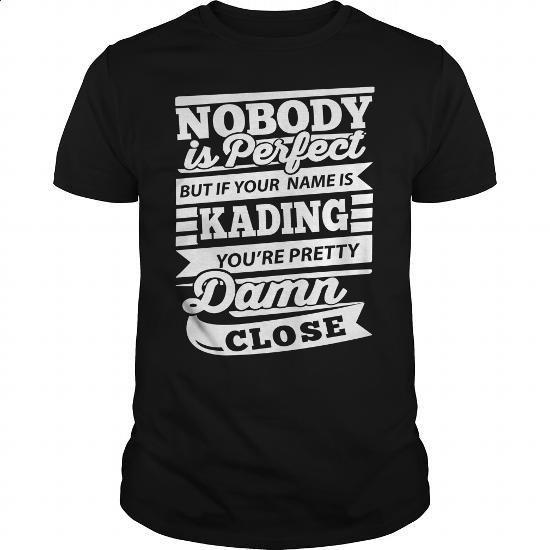 KADING - #personalized gift #shirts