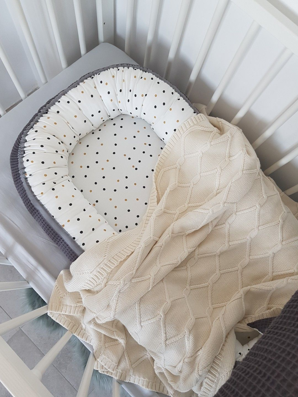 Kolekcja Confetti To Wzor Unisex Kokonniemowlecy Babynest