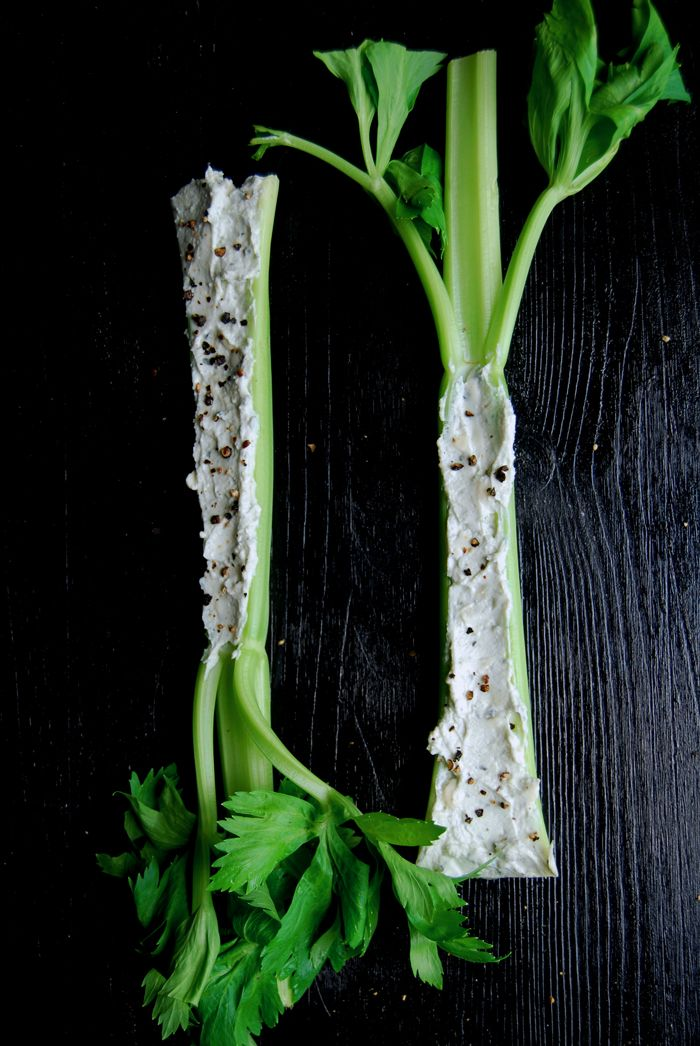Crisp Celery and Blue Cheese ° eat in my kitchen