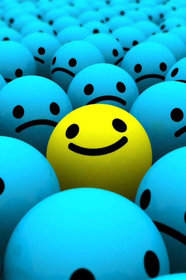 Smile In The Sea Of Sadness Smiley Positivity Fun Facts