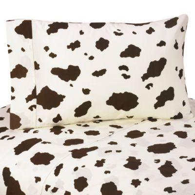 Buy Sweet Jojo Designs Cowgirl Comforter Set from Bed Bath & Beyond