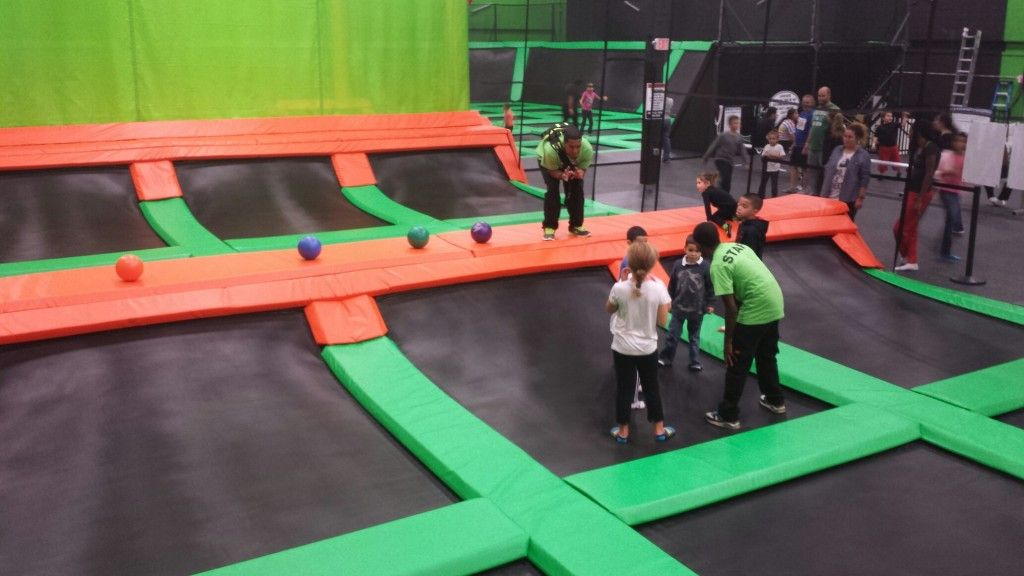Xtreme Dodgeball at Launch Trampoline Park - Hartford, CT | Launch ...