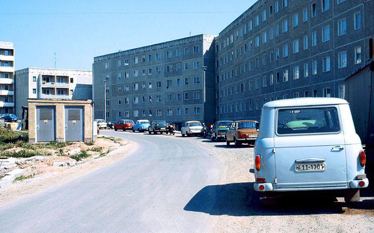 Kamera Und Fotomuseum Kurt Tauber Ddr Ostberlin Plattenbau