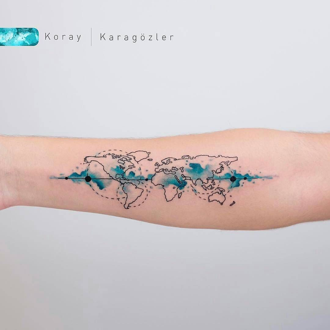 "23.5 mil curtidas, 203 comentários - tiny tattoos (@tiny.tatts) no Instagram: ""📷 Where are you from beloved followers? 💜 ⚊⚊⚊⚊⚊⚊⚊⚊⚊⚊⚊⚊⚋ ☛owner: @koray_karagozler Follow↪…"""