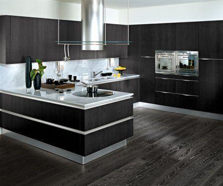 Cucina moderna con isola cerca con google arredamento - Isola cucina moderna ...
