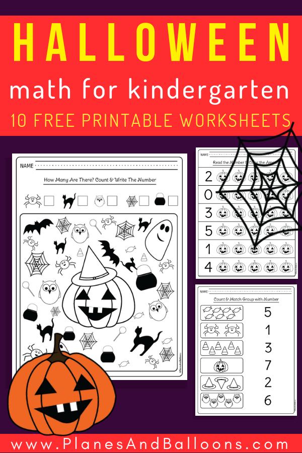 Kindergarten Halloween Worksheets Free Printable Pdf Halloween Kindergarten Halloween Worksheets Halloween Worksheets Kindergarten