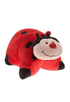 Ms Lady Bug Pee Wee Pillow Pet Jeanna Has This One Also Animal Pillows Ladybug Old Toys
