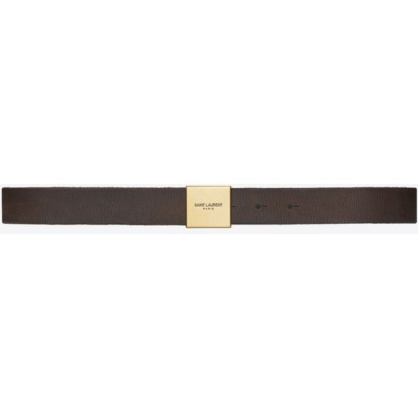 Bellechasse beige belt Saint Laurent KEK9jcxw