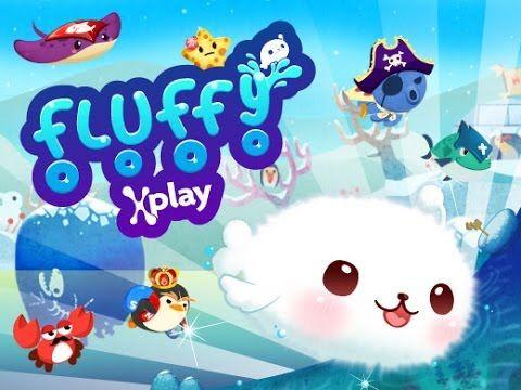 Juego Fluffy La Foquita Kawaii Para Android Juegos Jp