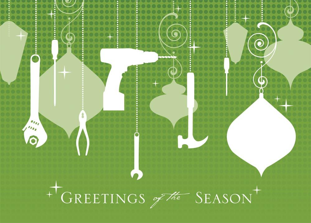 construction corporate christmas cards - Recherche Google | tarjetas ...
