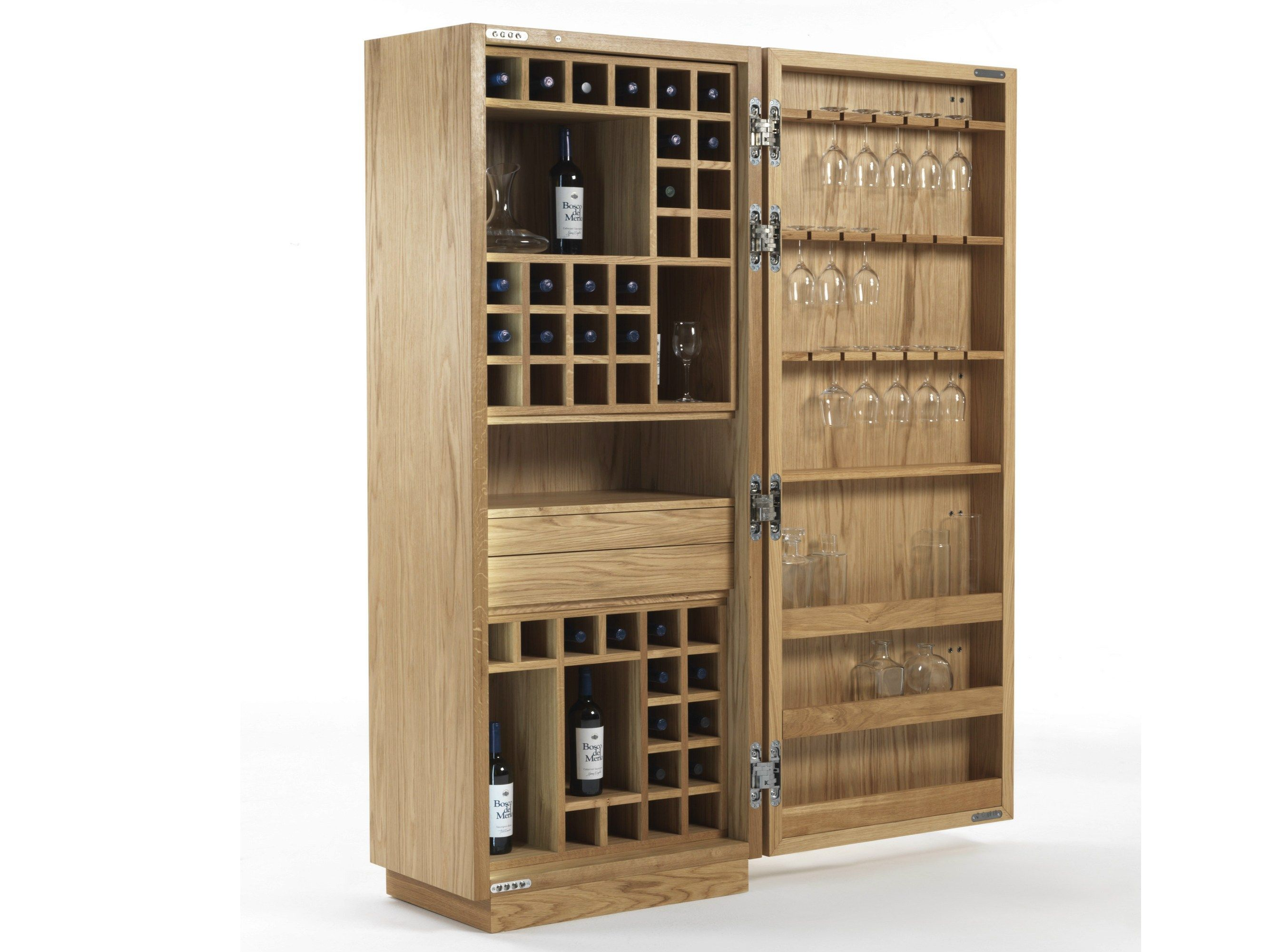 Cambusa wine small & wine small jumbo | Mobile bar, Wooden bar and ...