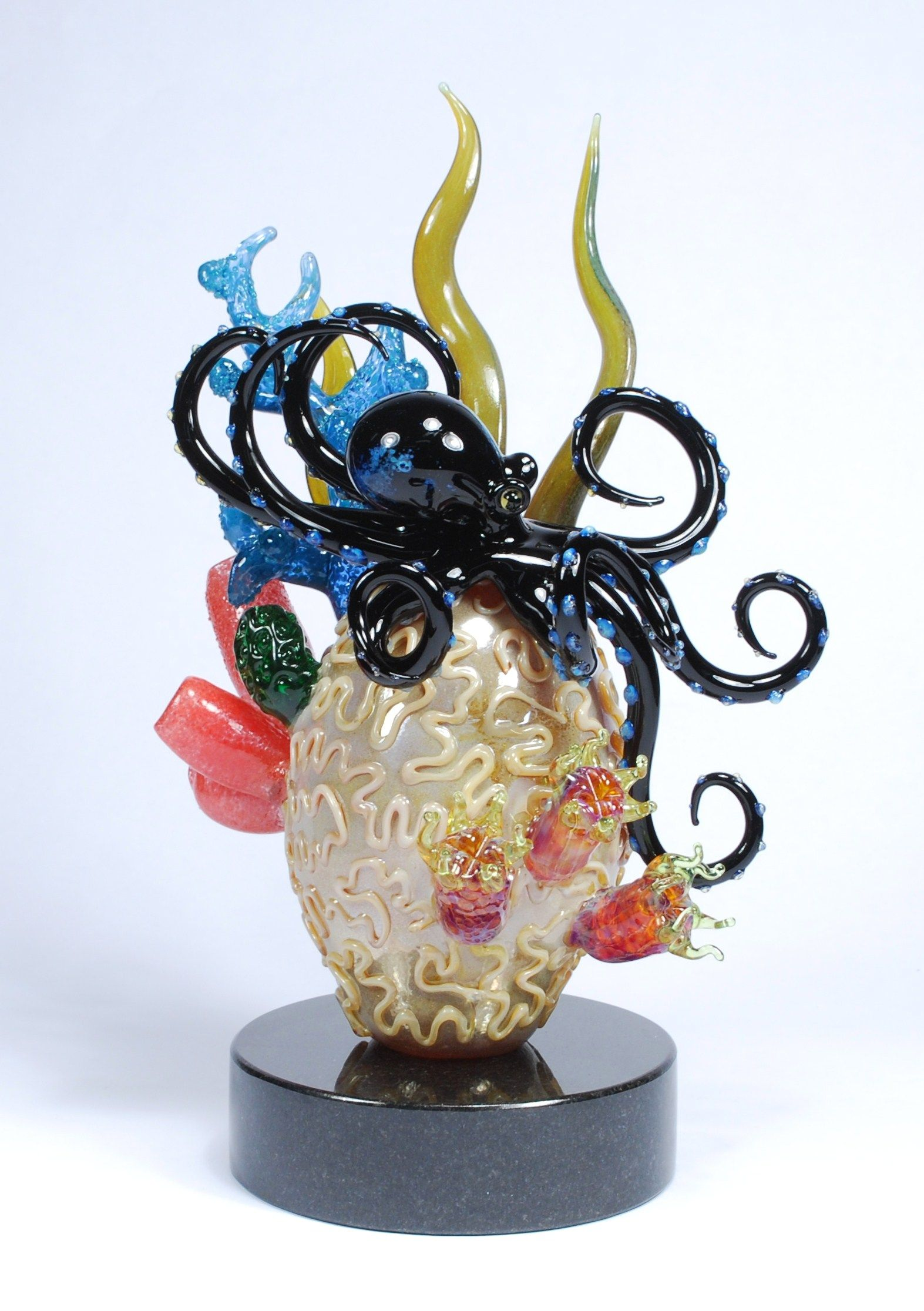 Marvelous Jeremy Sinkus Brainy Octopus