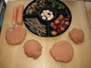 Playdough and Autumn Resources   Pre-school Play #curiosityapproacheyfs Playdough and Autumn Resources   Pre-school Play #curiosityapproacheyfs