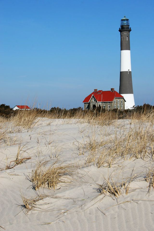 Add Fire Island camping to your NYC travel bucket list.