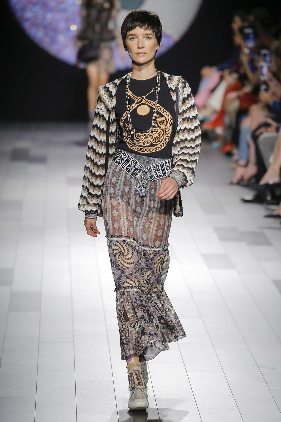 To acquire Show Review: Anna Sui picture trends