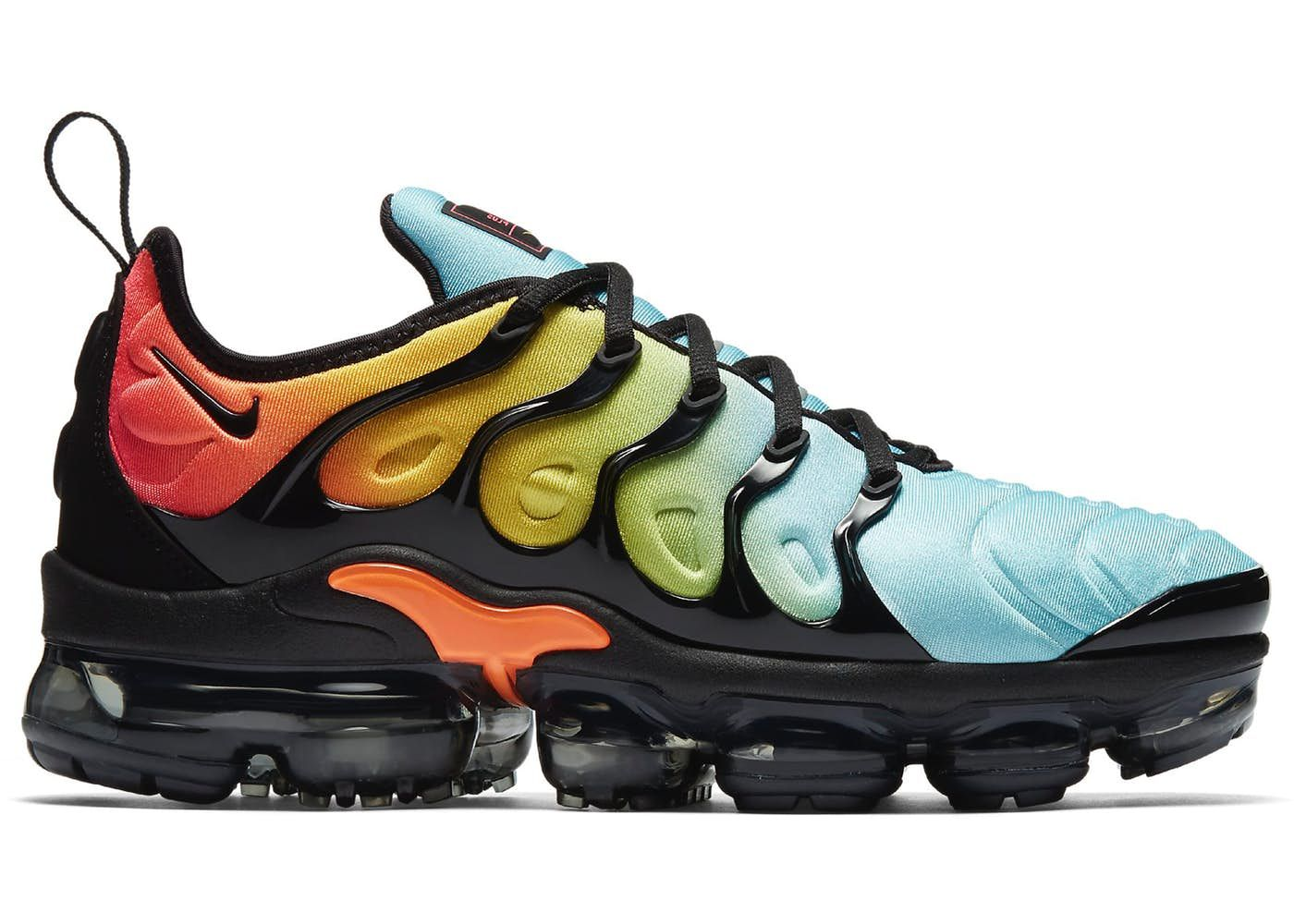 nike rainbow reflective tn ultra plus anthracite (exclusive limited edition)