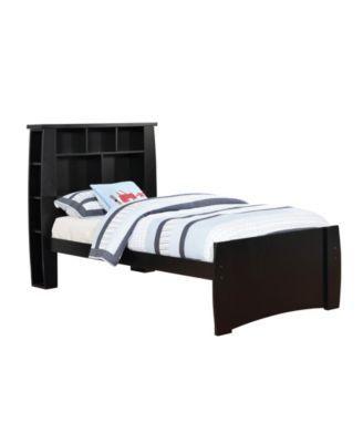 Furniture Of America Devon Twin Bookcase Platform Bed Reviews
