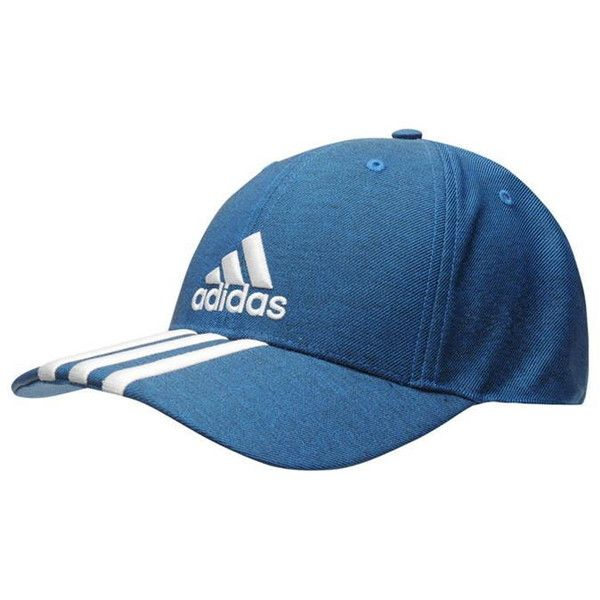 Adidas Adidas Performance 3 Stripe Baseball Cap Men S Baseball Liked On Polyvore Featuring Men S Fashion Men S Accessories Men S Hats Mens Ball Caps