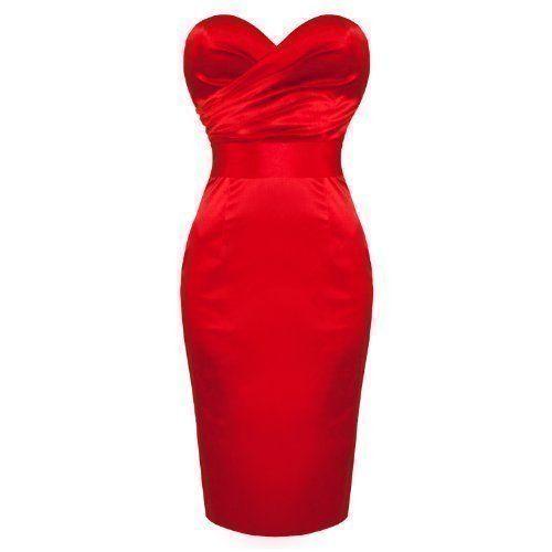 correspondant en couleur Découvrez style de la mode de 2019 Sirens and Starlets - Robe de Cocktail Moulante Sans ...