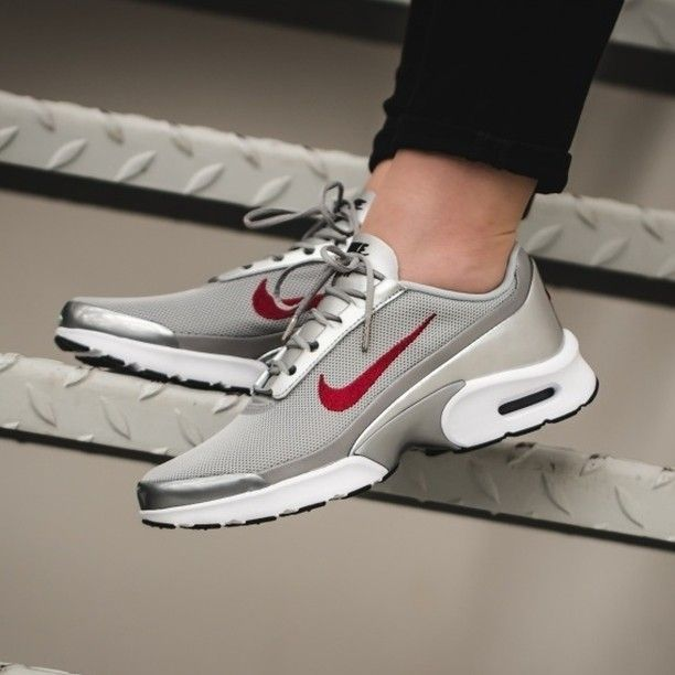 Nike Air Max Jewell QS Silver Bullet Girls Running shoes Low