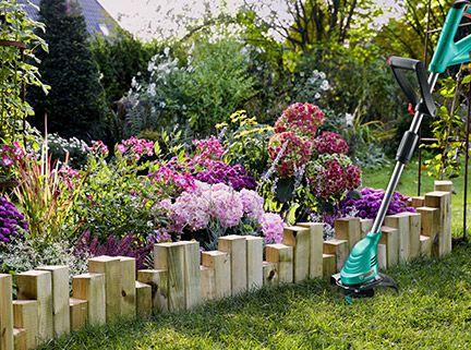 Garten Beetbegrenzung beetbegrenzung diy projektanleitungen zum selber bauen bosch