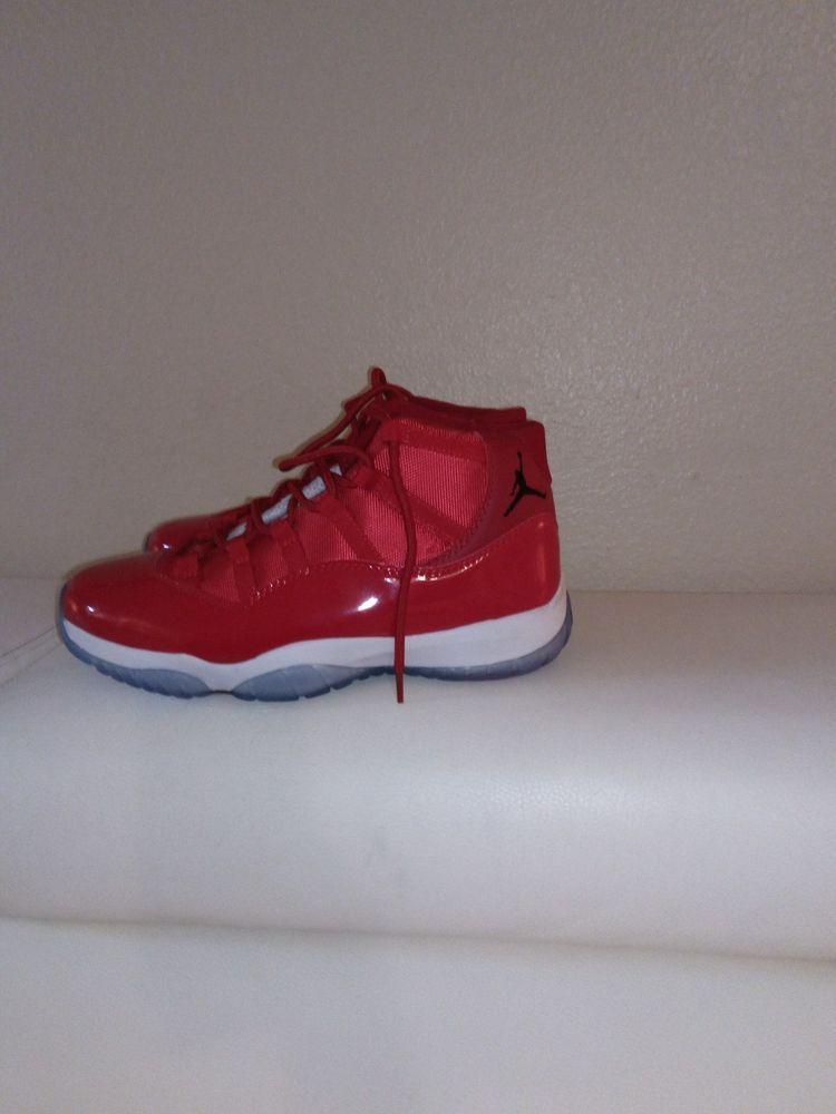premium selection e868e f9110 Nike Air Jordan 11 Retro Win Like '96 Gym Red Men Size 12 ...