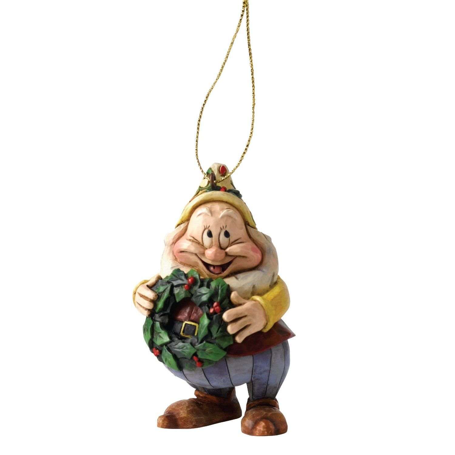 Disney Tradtions Happy Hanging Ornament Amazon Co Uk Kitchen