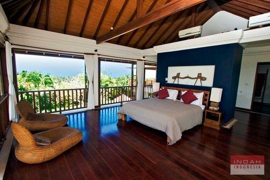Villa Buddha Hill - Master Bedroom