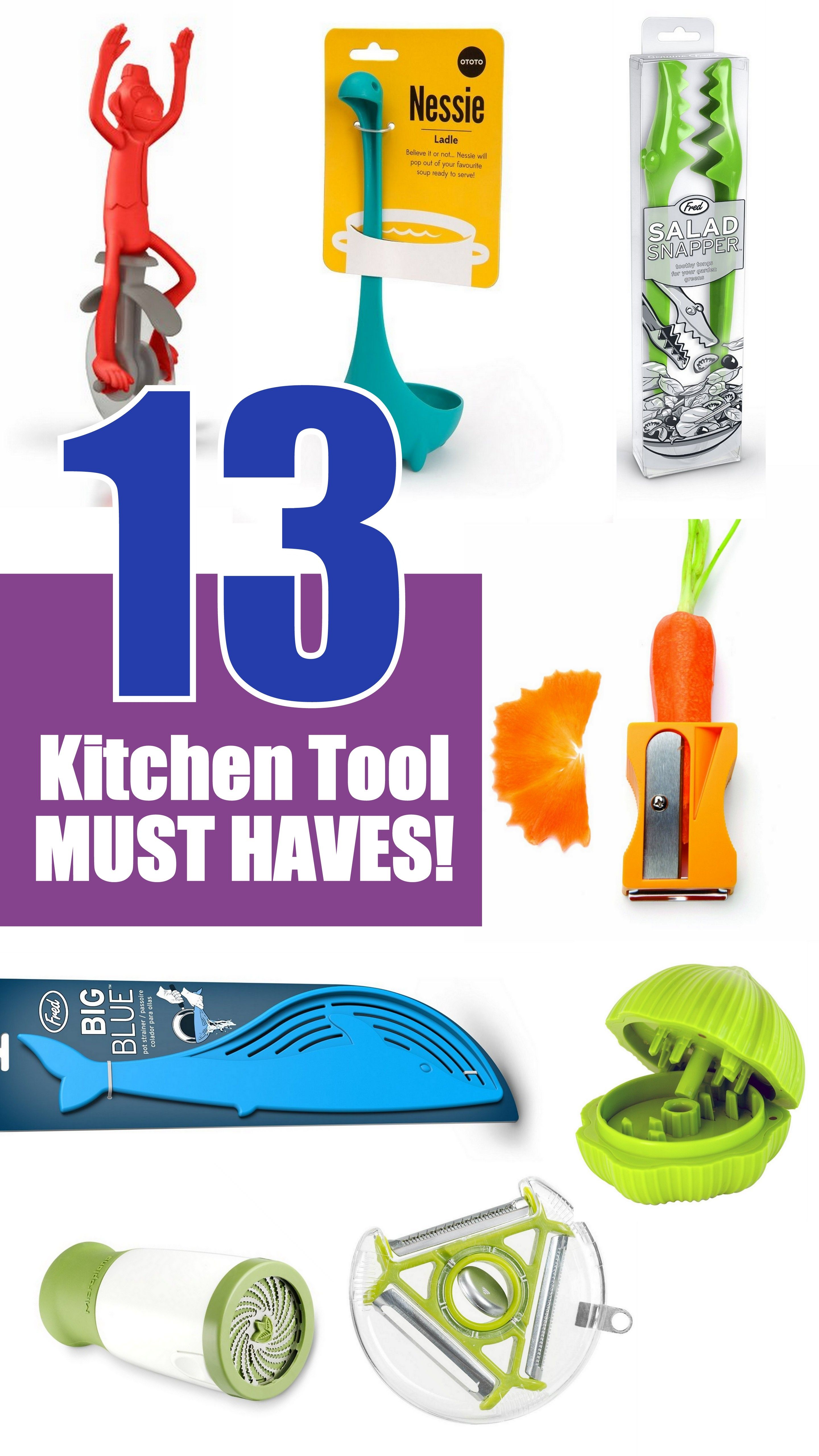 13 must have kitchen tools all i want for my birthday pinterest. Black Bedroom Furniture Sets. Home Design Ideas