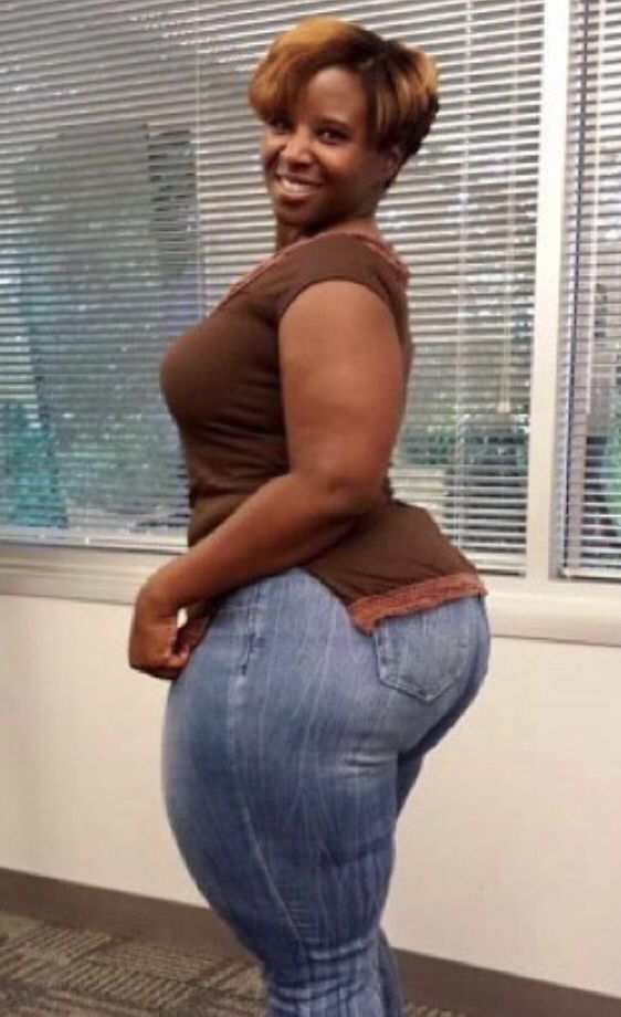 with curves Big black women
