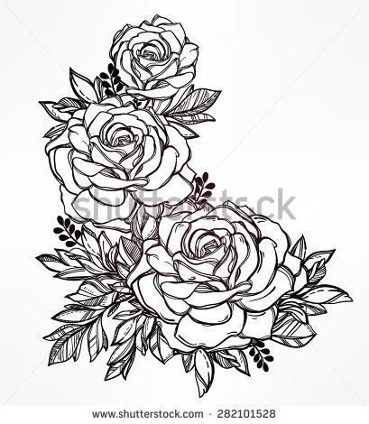 Pin By Kayla Francis On Tattoo Hip Tattoo Designs Rose Tattoos Hip Tattoo