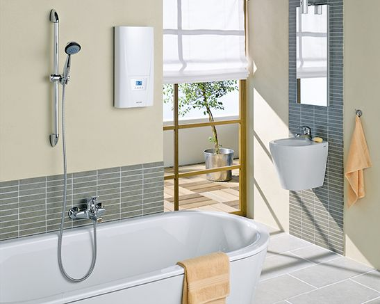Durchlauferhitzer Badezimmer ~ Clage durchlauferhitzer warmwasser bad